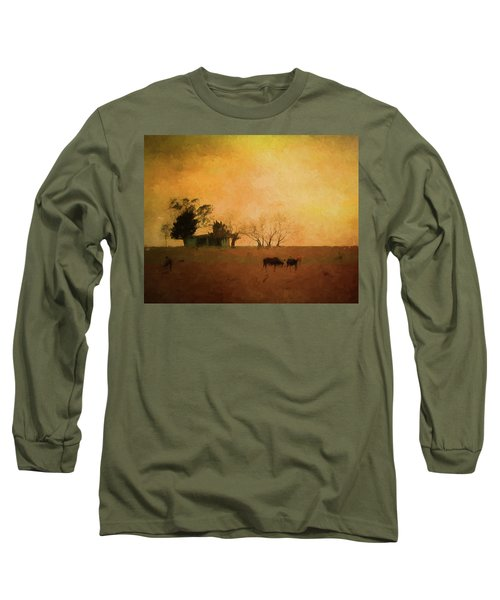 Farm Life Long Sleeve T-Shirt