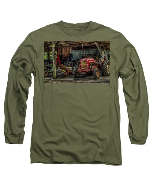 Farmall Tractor - Forever Florida Long Sleeve T-Shirt