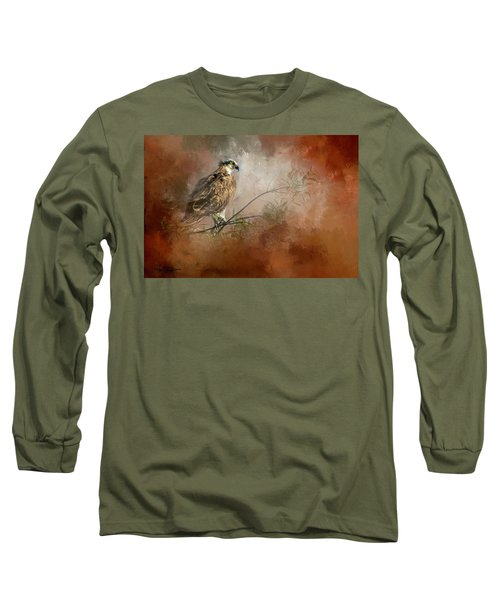 Farsighted Wisdom Long Sleeve T-Shirt