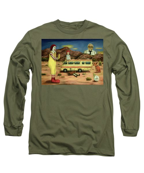 Fast Food Nightmare 5 The Mirage Long Sleeve T-Shirt