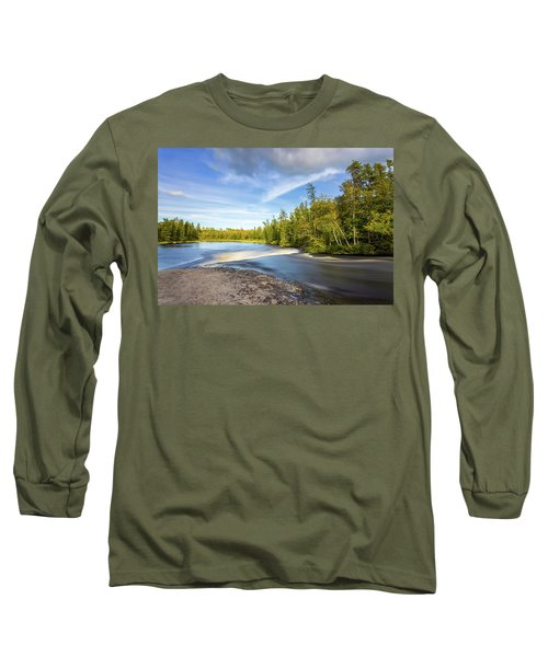 Fast Water Long Sleeve T-Shirt