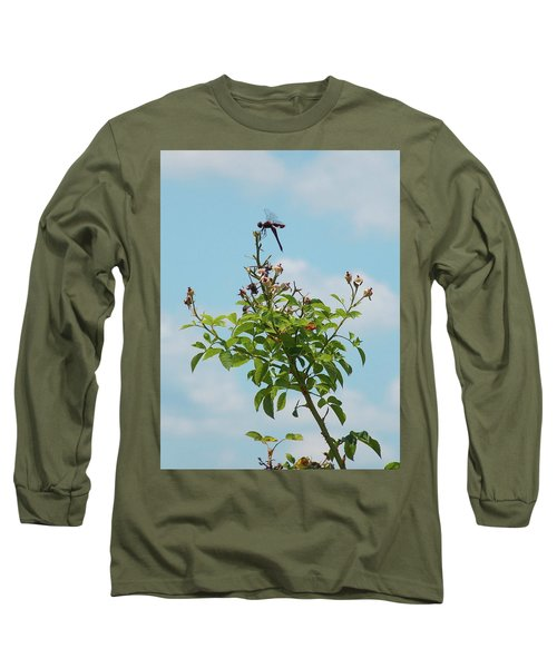 Fathers Day Visit Long Sleeve T-Shirt