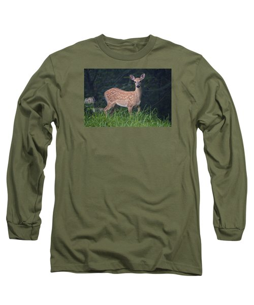 Fawn Doe Long Sleeve T-Shirt