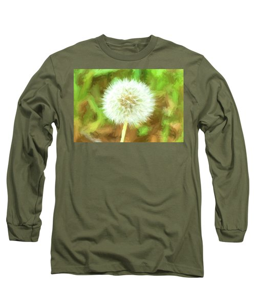 Feeling Dandy Long Sleeve T-Shirt