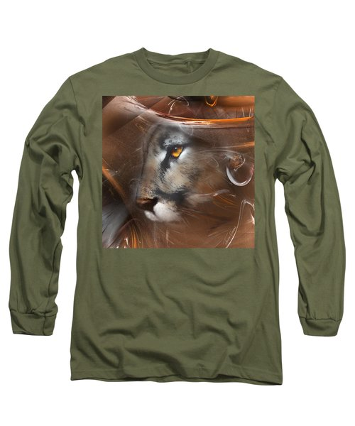 Feline Princess Long Sleeve T-Shirt