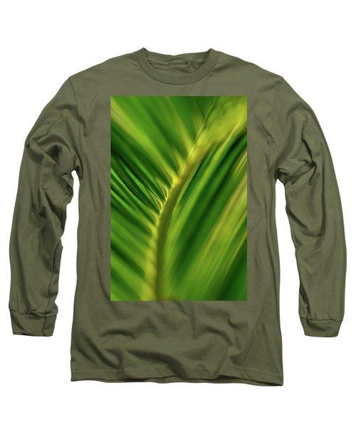 Fern Long Sleeve T-Shirt by Jay Stockhaus