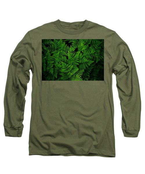 Ferns Galore Long Sleeve T-Shirt
