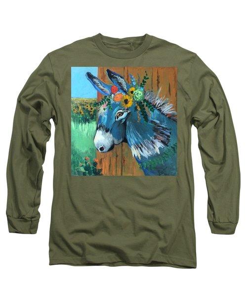Festive Fiona Long Sleeve T-Shirt
