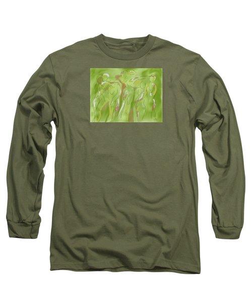 Few Figures Long Sleeve T-Shirt