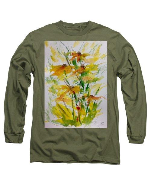 Field Bouquet Long Sleeve T-Shirt