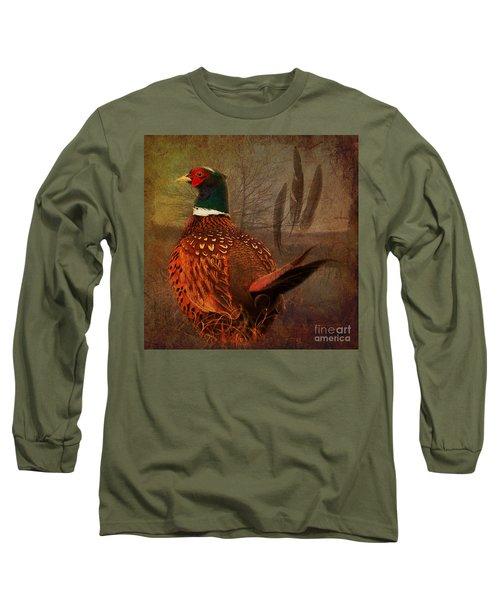 Field Finery 2015 Long Sleeve T-Shirt