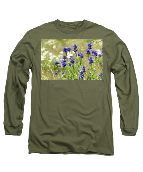 Long Sleeve T-Shirt featuring the photograph Field Of Dreams by Chad Dutson