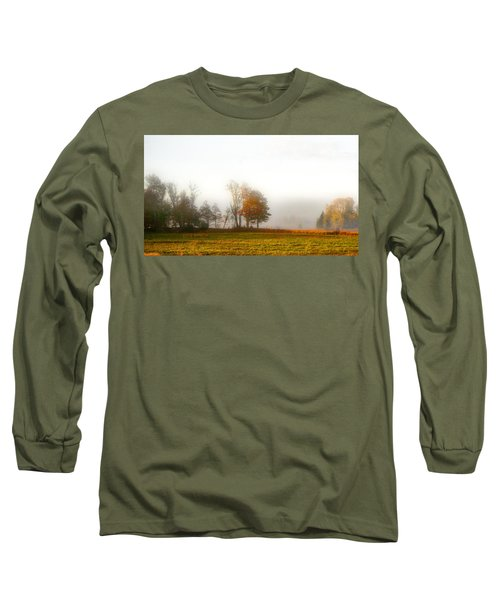 Field Of The Morn Long Sleeve T-Shirt