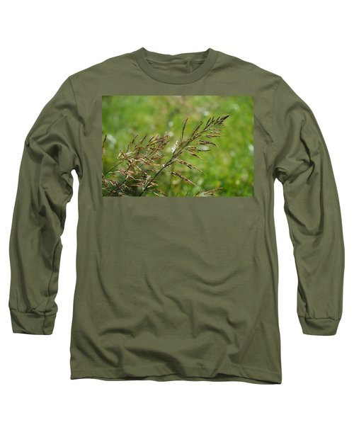 Fields Of Grain Long Sleeve T-Shirt