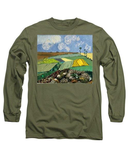 Fields To Gogh Long Sleeve T-Shirt