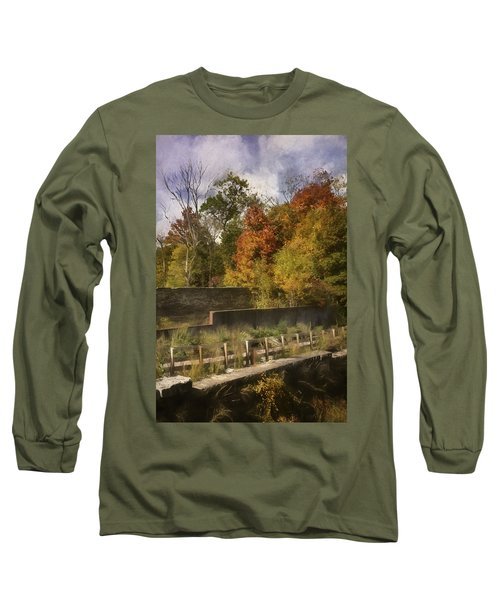 Fiery Autumn Long Sleeve T-Shirt