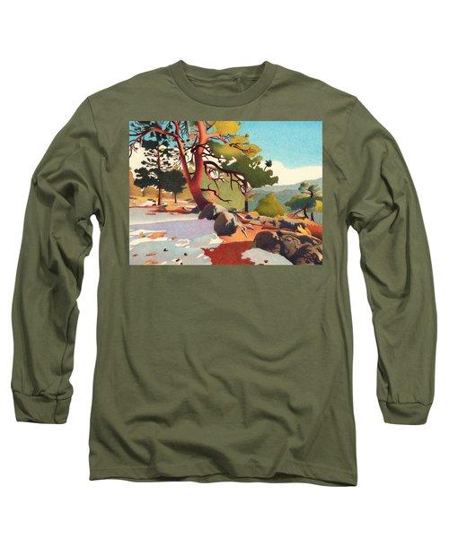 Fillius Ridge Long Sleeve T-Shirt