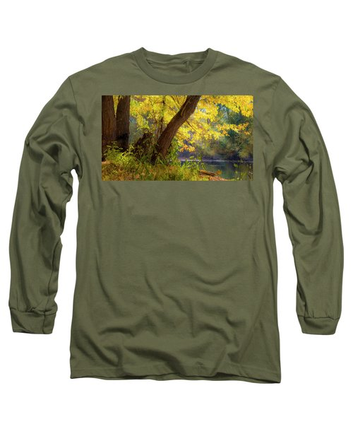 Filtered Light 2 Long Sleeve T-Shirt