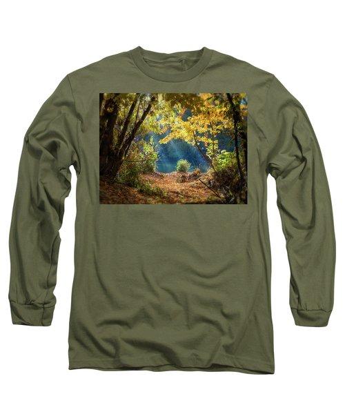 Filtered Light 3 Long Sleeve T-Shirt