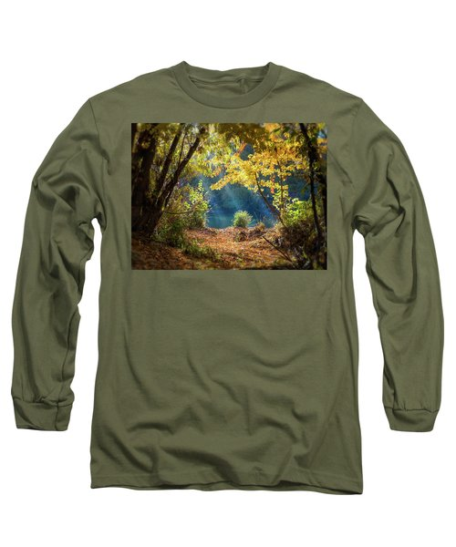 Filtered Light 3 Long Sleeve T-Shirt