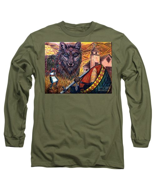 Finding Ones' Way Long Sleeve T-Shirt