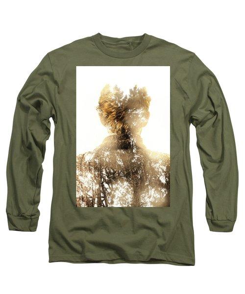 Finding Spirit Within Long Sleeve T-Shirt