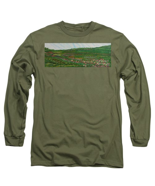 Finding The Way To You - Spring In Emmental Long Sleeve T-Shirt