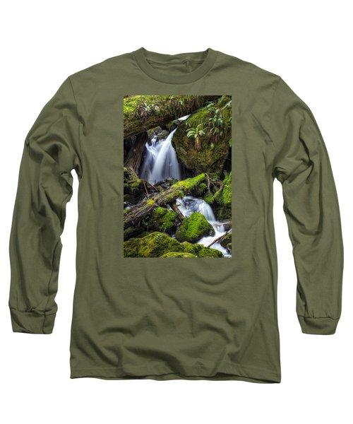 Finds A Way Long Sleeve T-Shirt