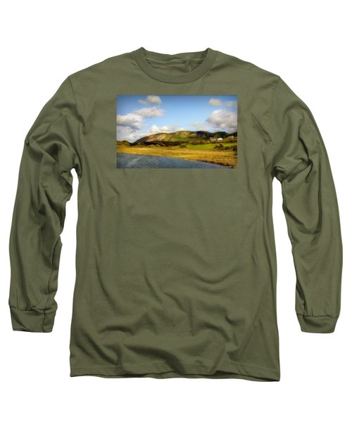 Finlay Point Long Sleeve T-Shirt by Ken Morris