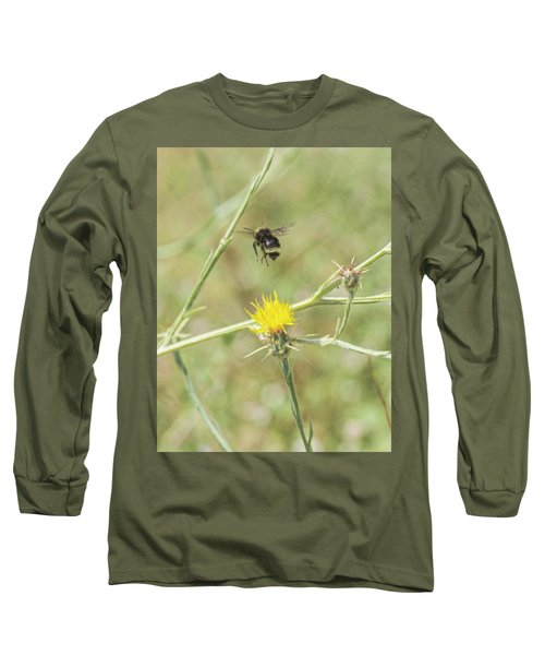 Finnon Bumble Bee Long Sleeve T-Shirt