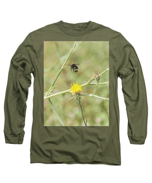 Finnon Bumble Bee Long Sleeve T-Shirt