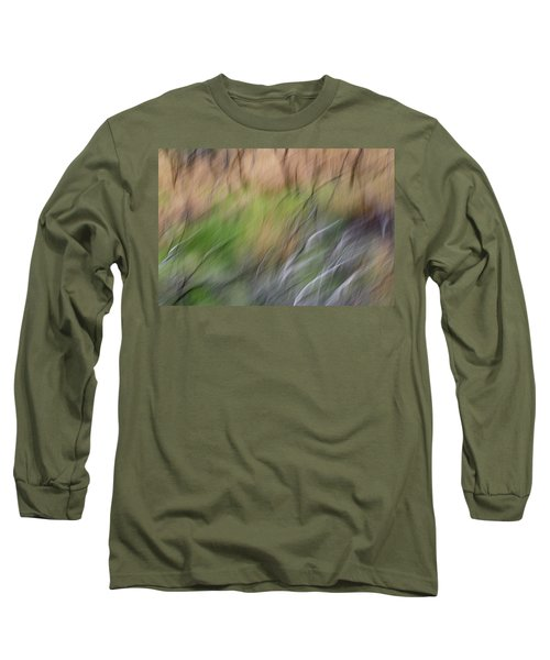 Fire Escape Long Sleeve T-Shirt