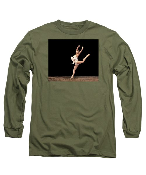 Firebird Ballet Position Long Sleeve T-Shirt