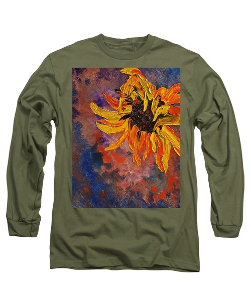 Firespace Flower  27 Long Sleeve T-Shirt