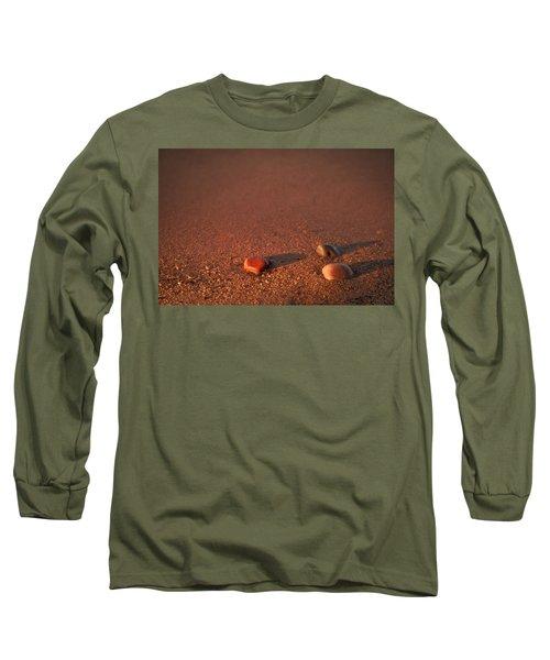 First Light Apostle Islands Natl Lakeshore Long Sleeve T-Shirt