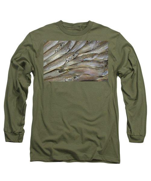 Fish Eyes Long Sleeve T-Shirt
