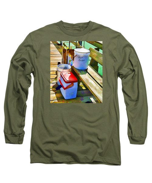 Fisherman's Buckets Long Sleeve T-Shirt