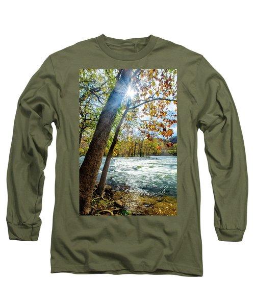 Fisherman's Paradise Long Sleeve T-Shirt