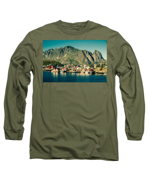 Fishermen Have Gone Long Sleeve T-Shirt
