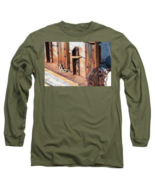 Fishing Boat 6 - Long Sleeve T-Shirt