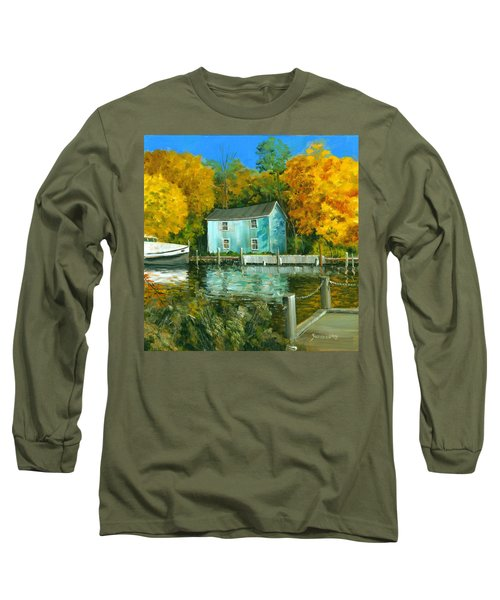 Fishing Shanty Long Sleeve T-Shirt