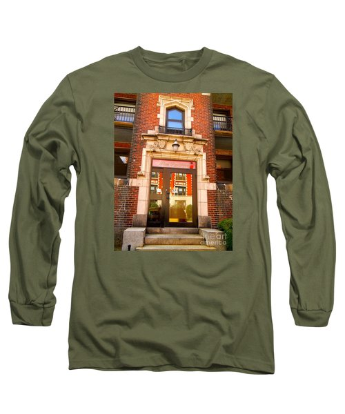 Five Fourteen Long Sleeve T-Shirt by KD Johnson