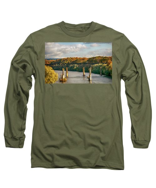 Five Pillars Long Sleeve T-Shirt