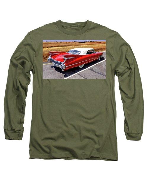 Flamboyant Fifty-nine Long Sleeve T-Shirt