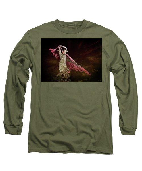 Flamenco Nomada  Long Sleeve T-Shirt