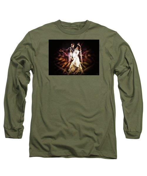 Flamenco Performance Long Sleeve T-Shirt