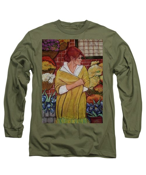 Fleurs Du Provance Long Sleeve T-Shirt