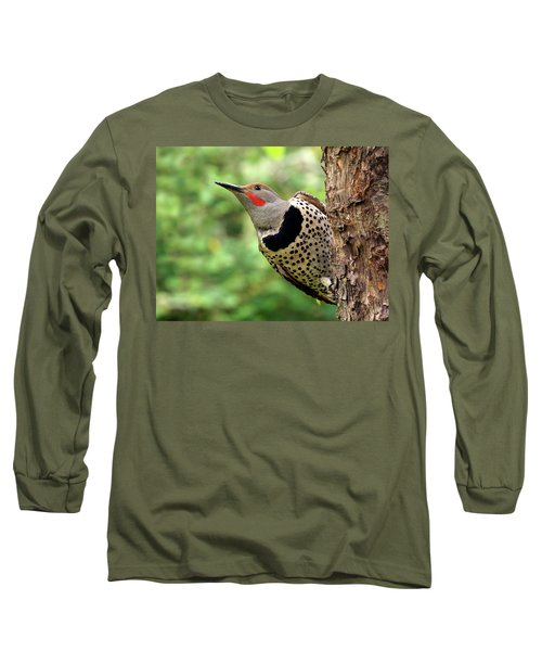 Flicker Long Sleeve T-Shirt by Inge Riis McDonald
