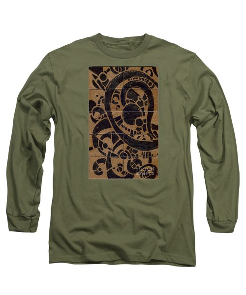 Flipside 1 Panel A Long Sleeve T-Shirt