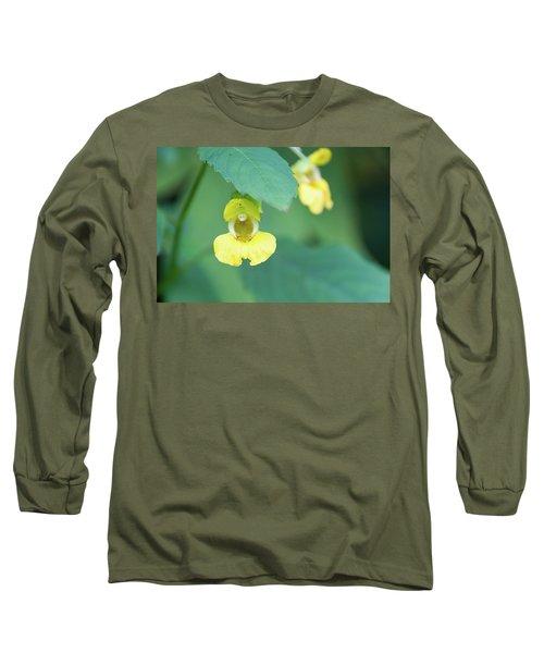 Long Sleeve T-Shirt featuring the photograph Fll-7 by Ellen Lentsch